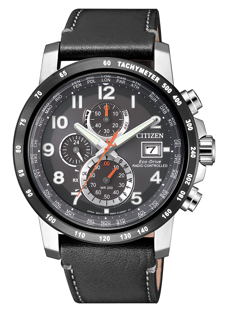 Citizen H800 Sport Pelle