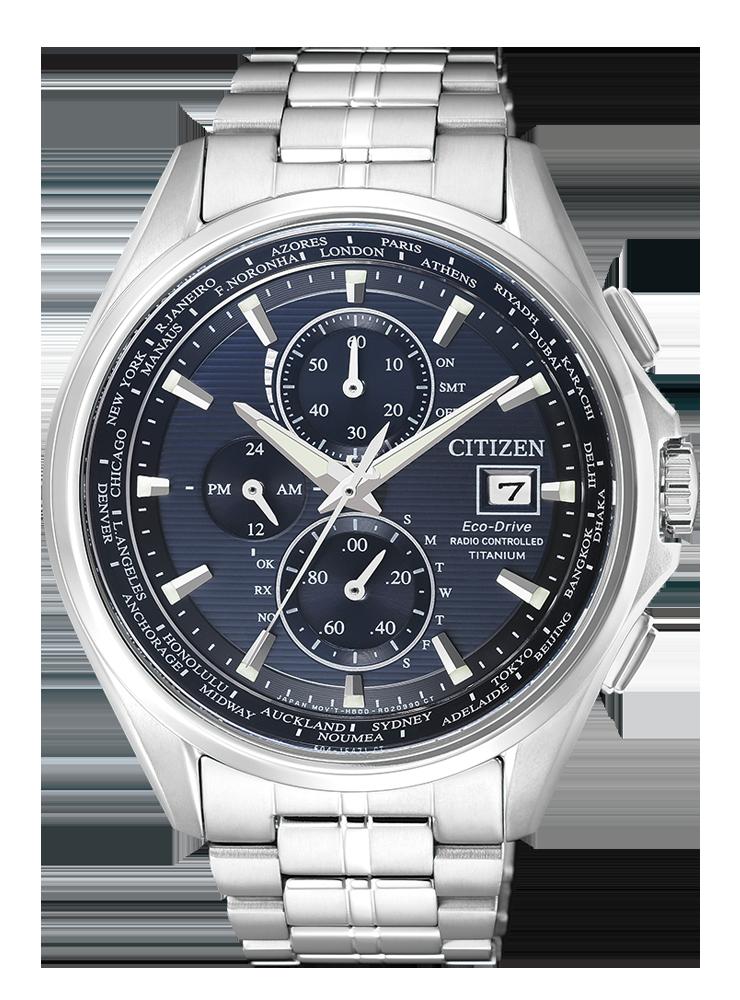 Citizen H800 Elegance Titanio