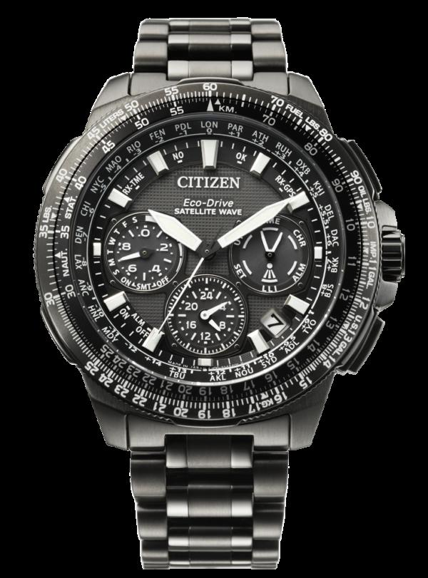 Citizen Satellite Wave GPS Promaster