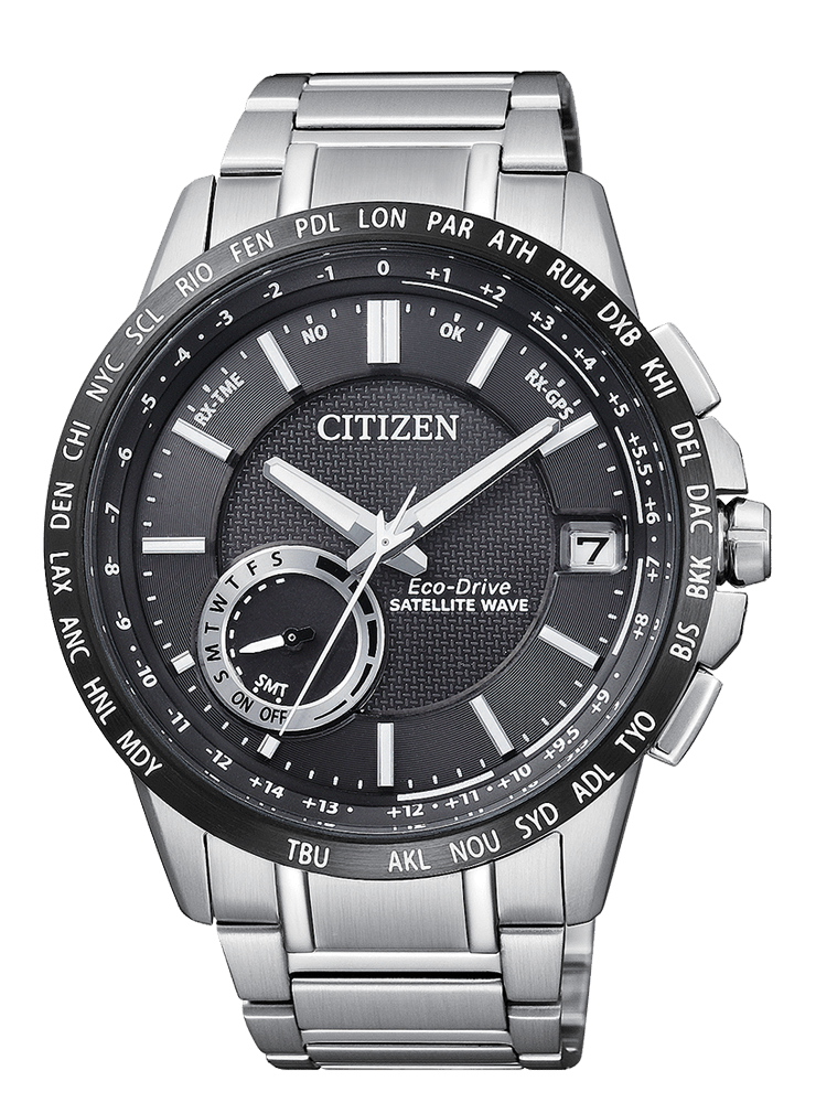 Citizen Satellite Wave Gps F150