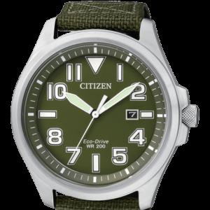 Citizen Acciaio Military
