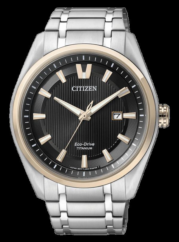 Citizen SuperTitanio Uomo 1240