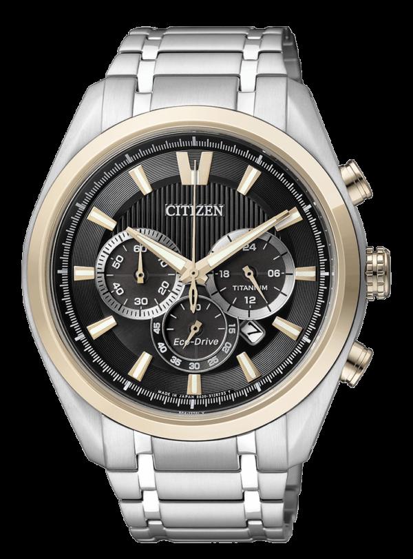 Citizen SuperTitanio Crono 4010