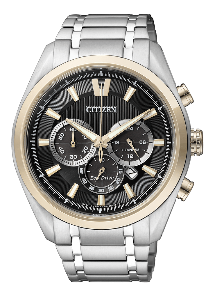 Citizen SuperTitanio Crono 4010